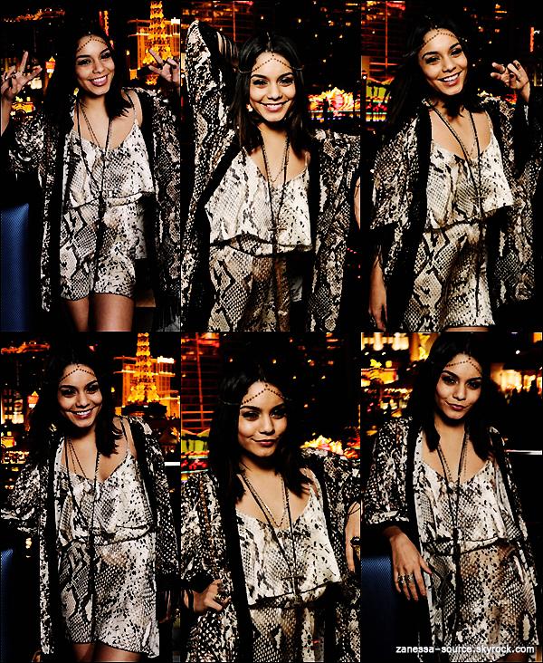 26/03/11:            Vanessa à la Sucker Punch party au Pure NightClub à Las Vegas.