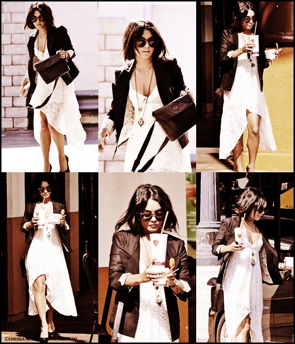 05/05/11:            Nessa allant dans un restaurant pour se commander à manger dans Studio City après un RDV.