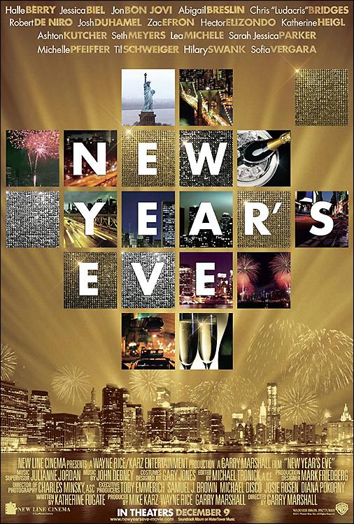 DIVERS:            Nouveau trailer de New year's eve avec notre Zac.