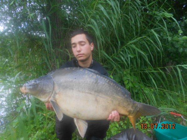 voici quelque poisson pris hord enduro =)