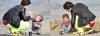 Le 13Mai, Orlando et son fils, Flynn ont été vu sur une plage de Wellington en Nouvelle Zélande.