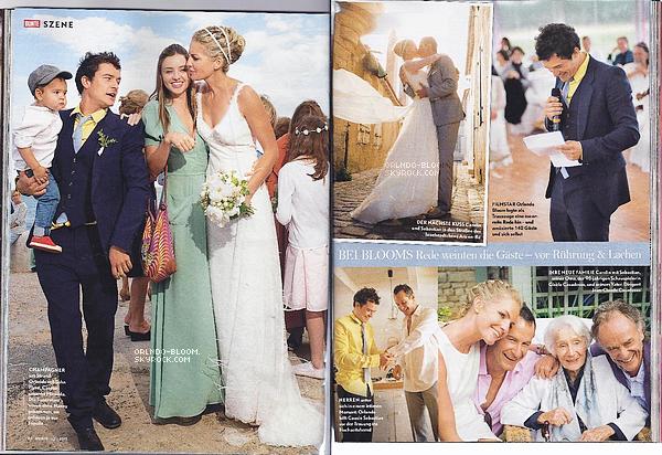 Découvrez de nouvelles photos de la famille Bloom au mariage.