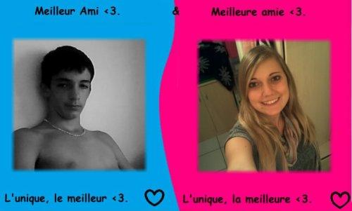 * Mathieu ♥ Mon Meilleur Ami ♥ *