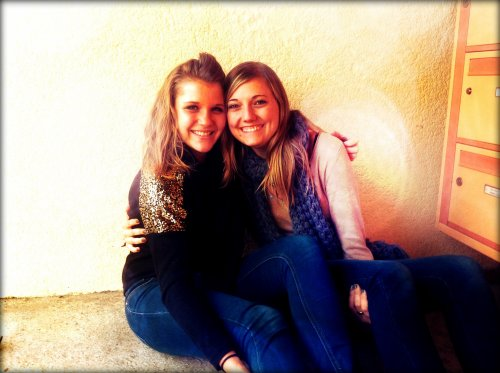 * Lucie ♥ Ma Meilleure Couuupine♥ *
