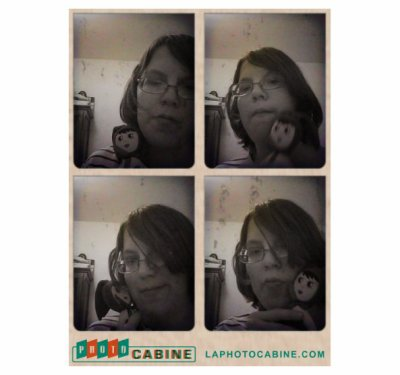 > la photo cabine <
