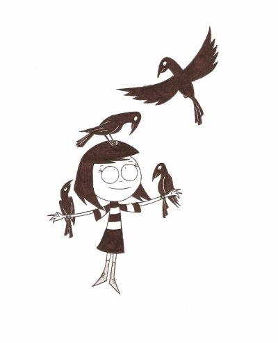 La journée idéale d'une Little Creepy Girl (ou Wishlist du moment)