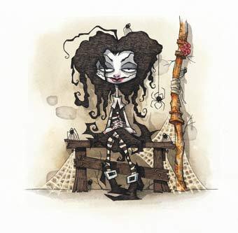 * Bric a Brac Spooky Cute 3eme edition! *