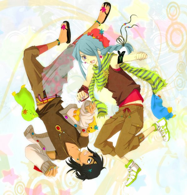 Un petit appersue de Saygi et Kohari :D