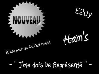 J'me Dois De Représenté  (2012)