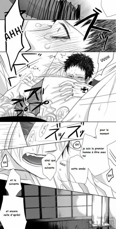 doujinshi Law x Kidd