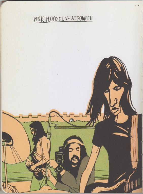 Pink Floyd - Atom Heart Mother (Live at St Tropez)