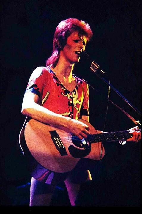 David Bowie - Time 1972