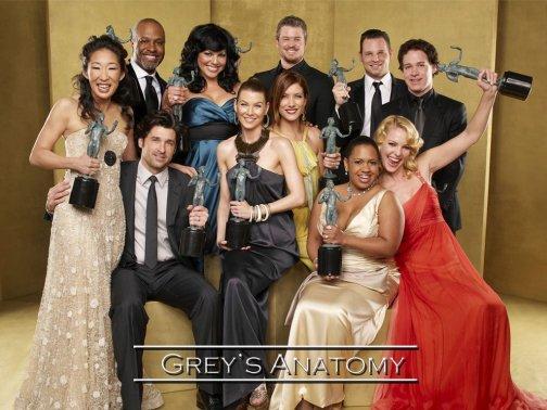 Grey's Anatomy (Perso je préfère Meredith <3 )