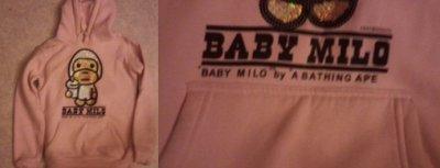 VRAAAI Baby Milo Rose !