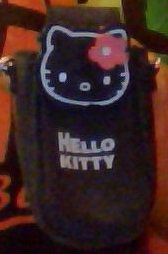 Chausette Portable Hello Kitty