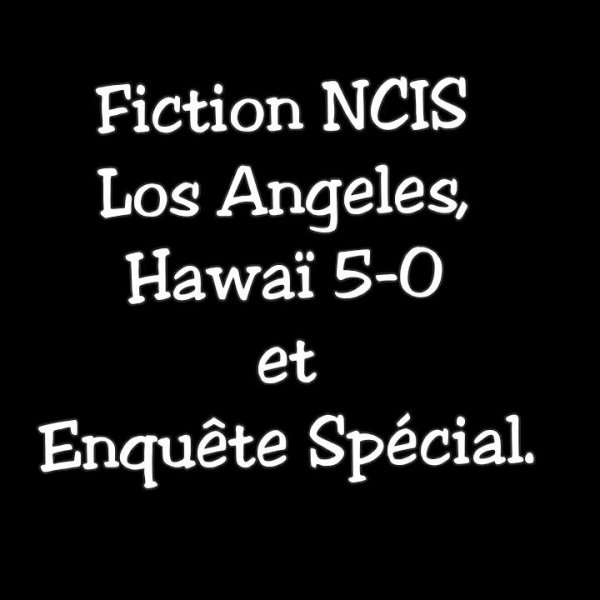 MA FICTION NCIS !