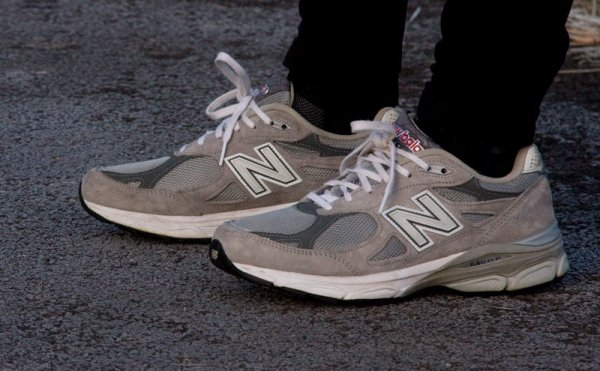 New Balance 990v3 - Good Running Shoes