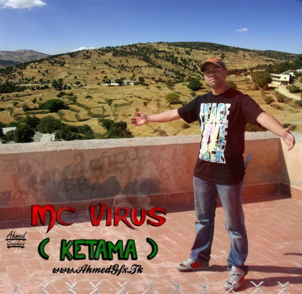 SINGLEs 2011 / Mc Virus - Ketama (2011)