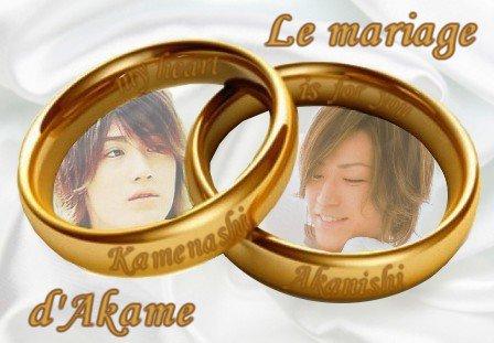 OS Le mariage d'Akame