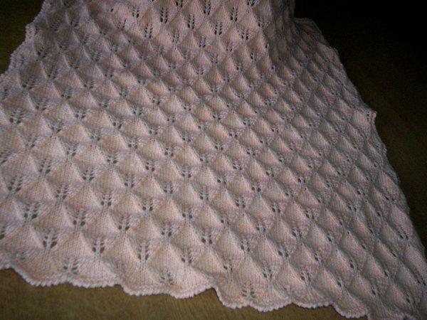 couverture lit bébé