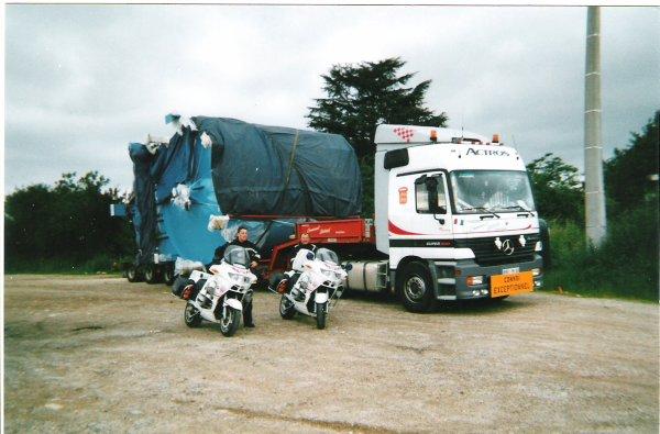 Convoi ancien