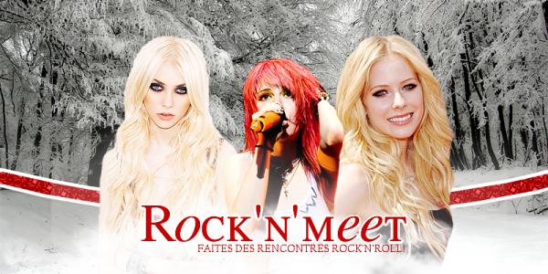 Faites des rencontres Rock'n'Roll .