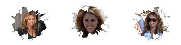 .  Miley était à la radio avec Ryan Seacrest pour sa fondation pour les enfants malades, Dimanche 24 Mars .
