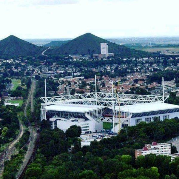 Le plus beau stade de France ❤?