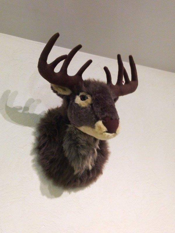 On a retrouver le père de Bambi