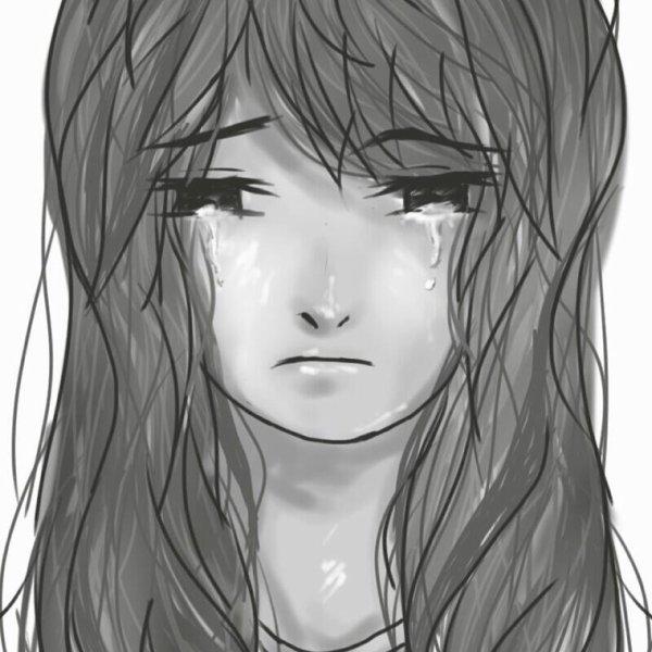 Sadness art