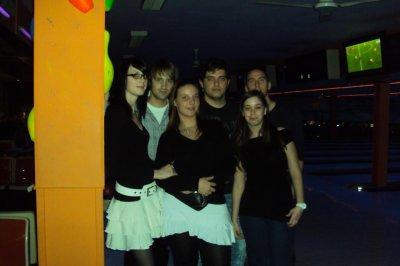au bowling 11/11/11