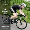 Sortie à vélo dans le mont d'or