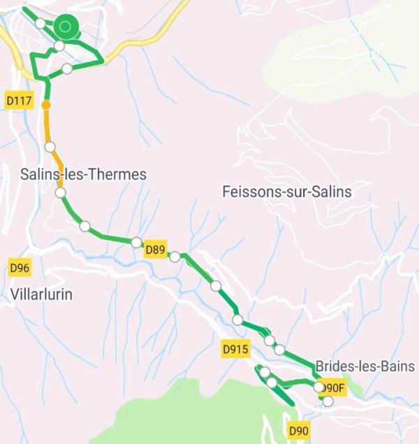 Sortie vélo de mercredi 19 juin 2019 en montagne