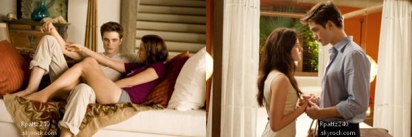 15 nouveaux stills de Breaking Dawn