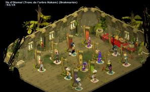 Une ouverture Krala en guilde