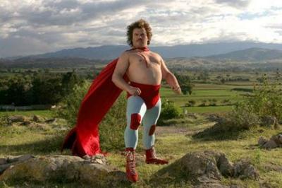 Le pourfendeur Super Nacho!