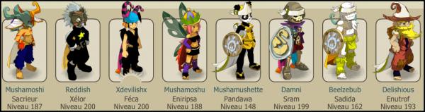 3ème nouvelle Team!
