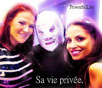"""Amy """"Lita"""" Dumas: Sa vie privée. ♥"""