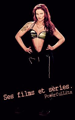 """Amy """"Lita"""" Dumas: Ses film et ses séries. ♥"""