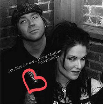 "Amy ""Lita"" Dumas: Son histoire avec Shane Morton. ♥"