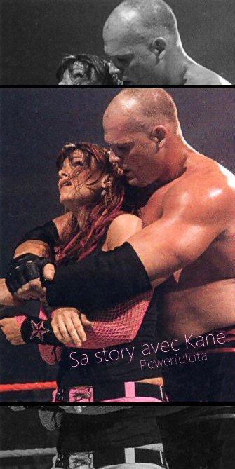Amy Lita Dumas: Sa storyline avec Kane. ♥