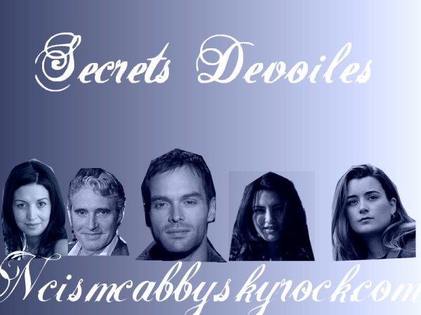 Secrets dévoilés: Chapitre 3
