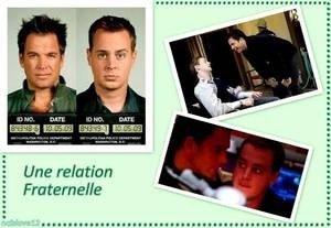 Une relation fraternelle chapitre 8