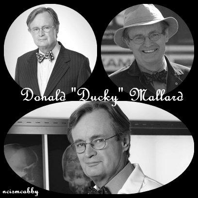 "Donald ""Ducky"" Mallard"