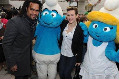 Lorie s'exprime sur France Bleu pour les Pièces Jaunes