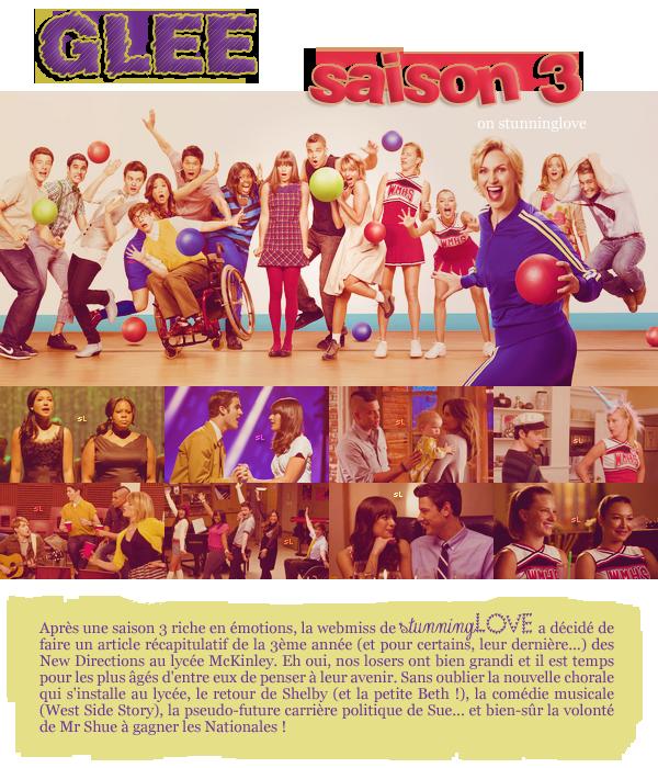 Bilan de la saison 3