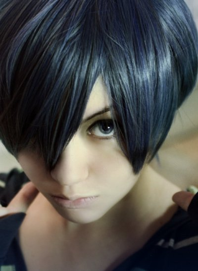 My cosplay- Ciel :3