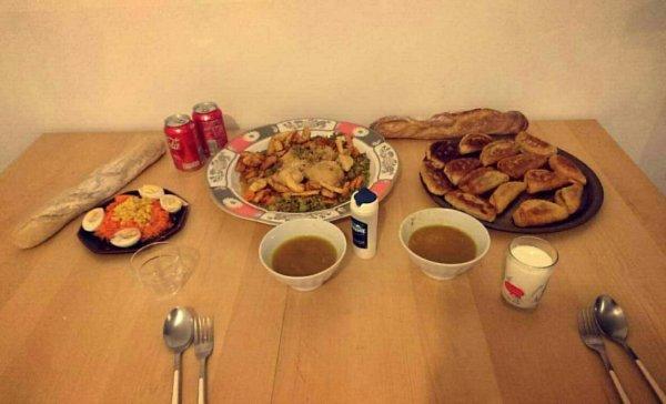 Une table pour 2 durant le ramadan 2016