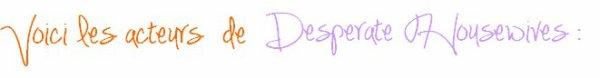 Desperate Housewives saison 8 : Season finale ce soir, dernier pas à Wisteria Lane