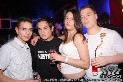 Giovanni, Gianni Ci, Jessica, Moi